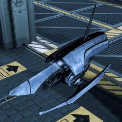 ME3 geth bomber AAA