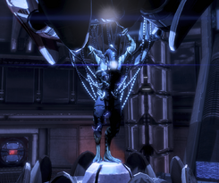 ME3 Legion Dreadnought
