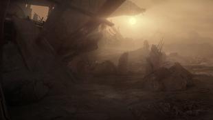 Tuchanka - sabotaged cure wasteland 2