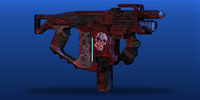 ME3 Blood Pack Punisher Smg