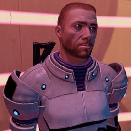 Gunnery Chief Citadel ME2