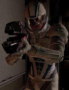 Freelancer ME2 Combat