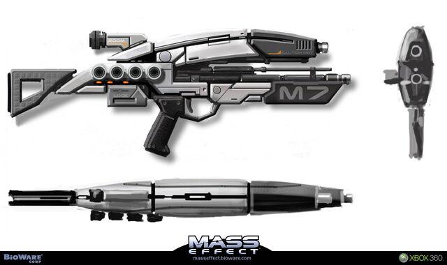 File:Assault Rifle Concept Art.jpg