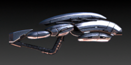 ME2 AR - Geth Pulse Rifle