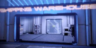 Shipping Warehouse Zakera Ward