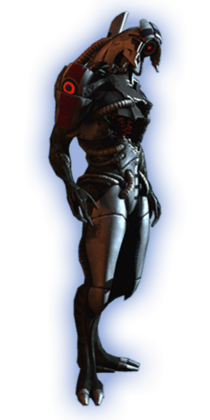ME2 Legion Loyal Outfit