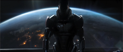 Shepard ME3