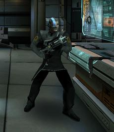 Engineer Mass Effect Infiltrator