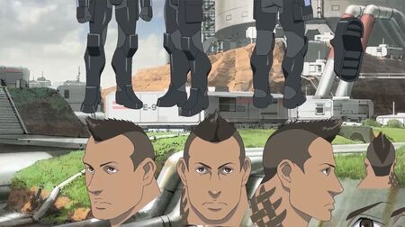 Vega-anime