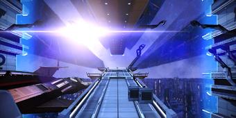 Citadel ME1 SLI - Docking Bays