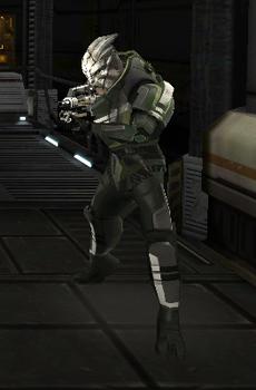 Turian Trooper