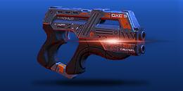 ME3 Carnifex Heavy Pistol