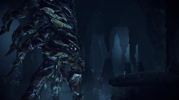 ME3 Leviathan Triton Mech