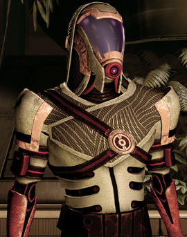 Admiral koris ME2 charshot