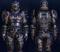 ME3 Reckoner Knight Armor