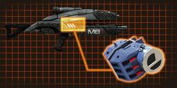 ME2 research - AR damage