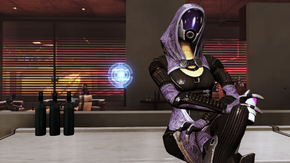 Party phase 1 - tali poised