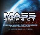Mass Effect: Paragon Lost Original Motion Picture Score