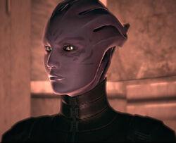 Shiala en Mass Effect
