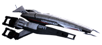 La SSV Normandía SR-1
