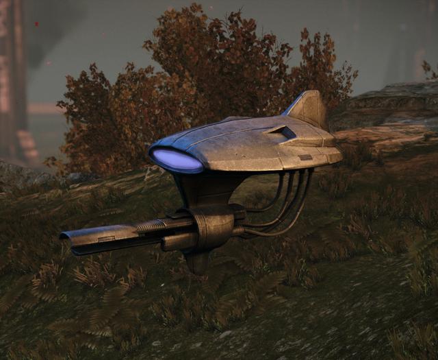 File:Geth Recon Drone on Eden Prime.png