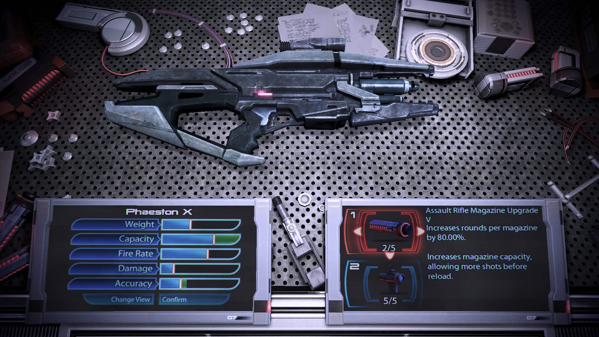 Weapon Mods Mass Effect Wiki Fandom Powered By Wikia
