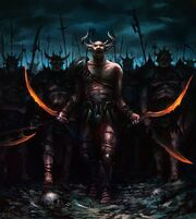 Demon-army