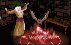 Summon DoomBat