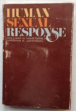 Human sexual response masters and johnson