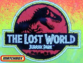 The Lost World (Matchbox logo)