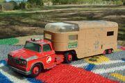 Dodge Articulated Horse Box