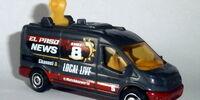 Ford Transit News Van