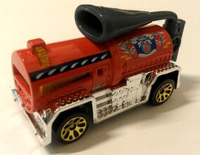 Hero City Fire Extinguisher