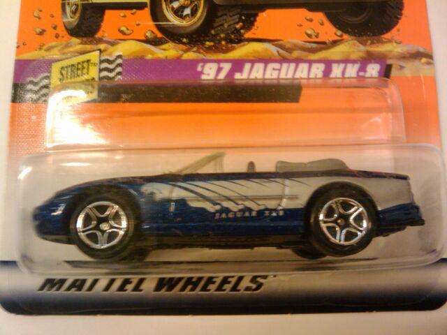 File:Jaguar XK8 Blue.jpg