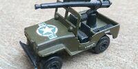 Armoured Jeep