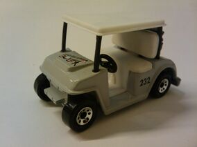 On Tour Golf Cart gray