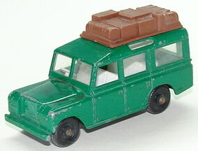 6512 Land Rover Safari