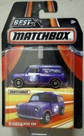 Best of Matchbox 2016 Austin Mini Van