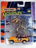 Jeep Wrangler (Monsters Series)
