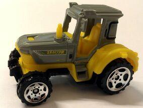 Tractorgrayandyellow
