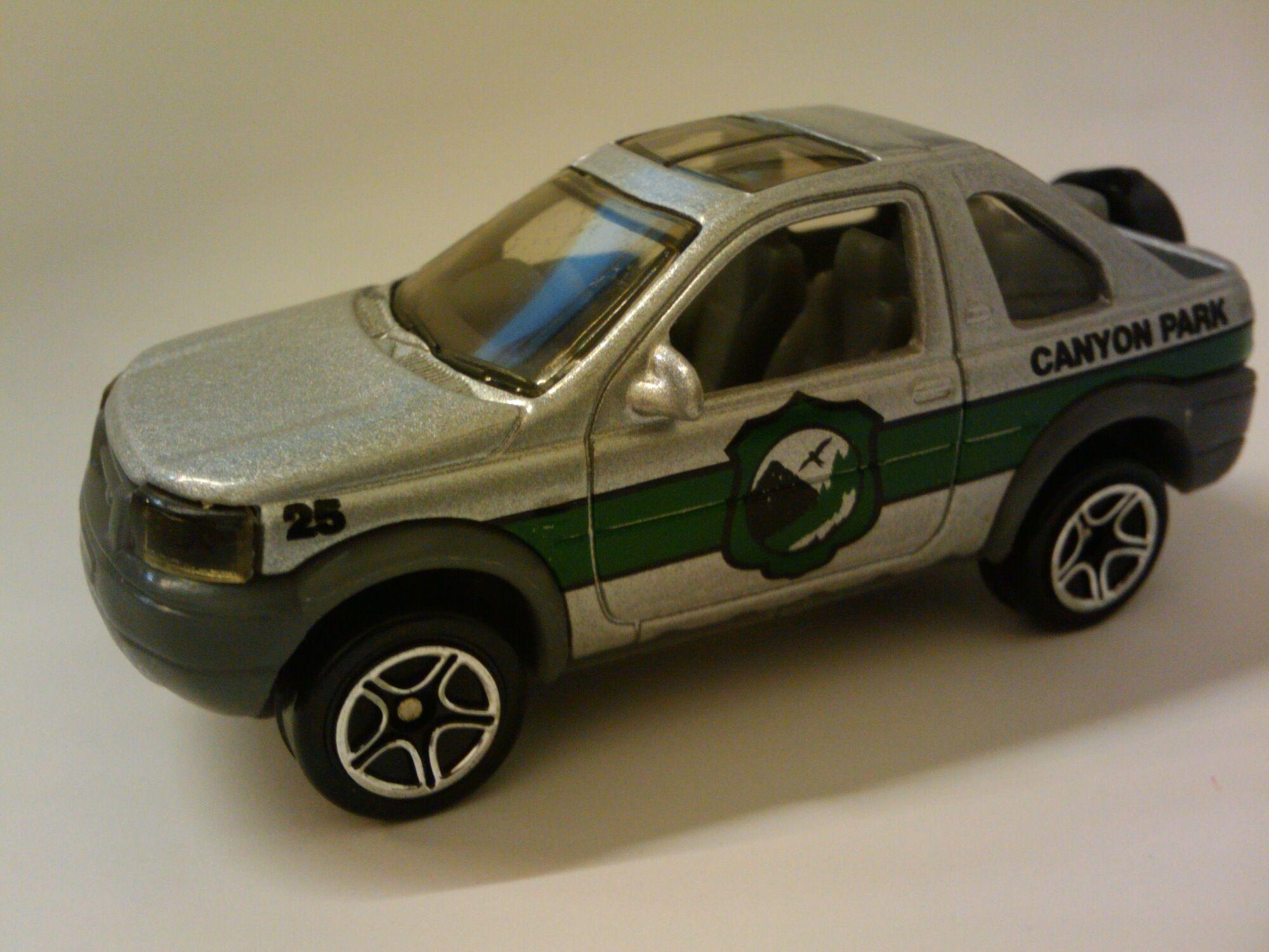 Land Rover Freelander Matchbox Cars Wiki