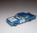 Ford Fairlane Police Car