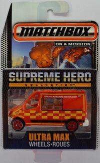 SUPREME HERO Renault Master Ambulance
