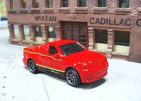Ford SVT Red