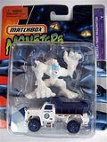 Highway Maintenance Truck (Monsters Series)