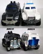 S.W.A.T. Truck (2017 Modified Model)
