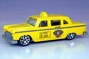 Matchbox Checker Taxi 2005 - 1280ef