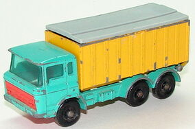 6847 DAF Tipper Container Truck