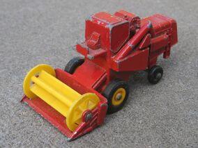 Claas Combine Harvester (No 65)