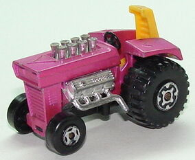 7225 Mod Tractor
